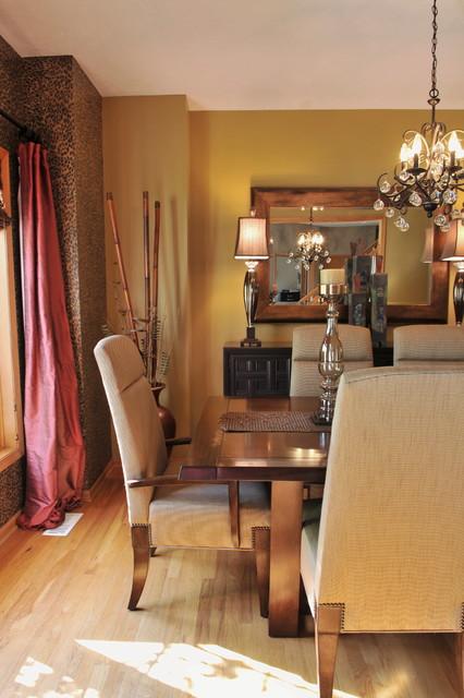 Riedmiller modern dining room traditional-dining-room