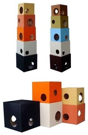 Cat Climb Condo modern-cat-furniture