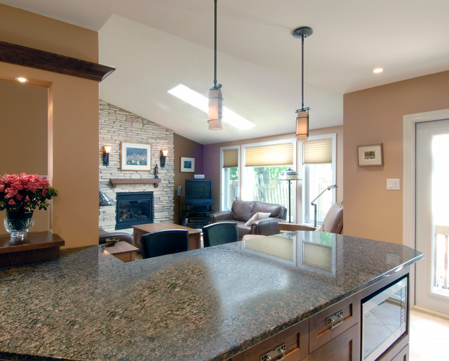 Monta Vista Project traditional-kitchen