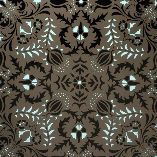 Flavor Paper - Dauphine Wallpaper modern-wallpaper