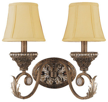 Anastasia 2 Light Sconce