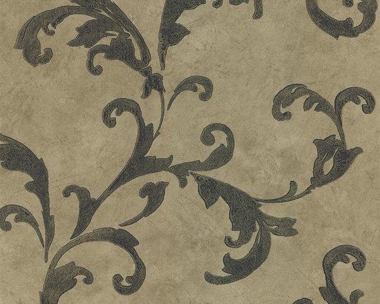 Bainbridge Arabesque Wallpaper - Bainbridge Wallpaper Collection from AmericanBlinds.com