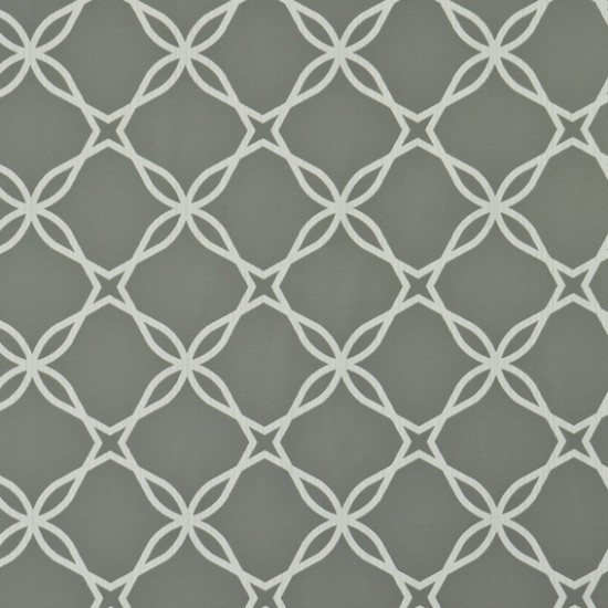 Twisted Grey Geometric Lace Wallpaper, Sample - Contemporary - Wallpaper - by Walls Republic