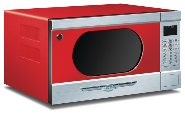 Elmira's Retro Northstar Collection - Traditional - Microwave Ovens - other metro - by Elmira ...
