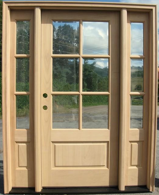Blue Ridge Door traditional