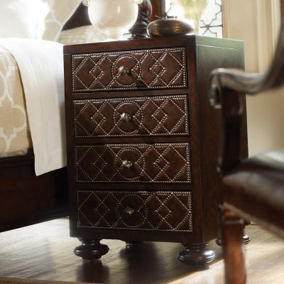Costa del Sol Andalusian Portico 4 Drawer Chest modern-dressers-chests-and-bedroom-armoires