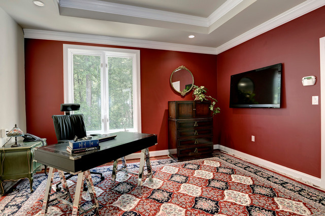 8200 Kingsgate Road contemporary-home-office