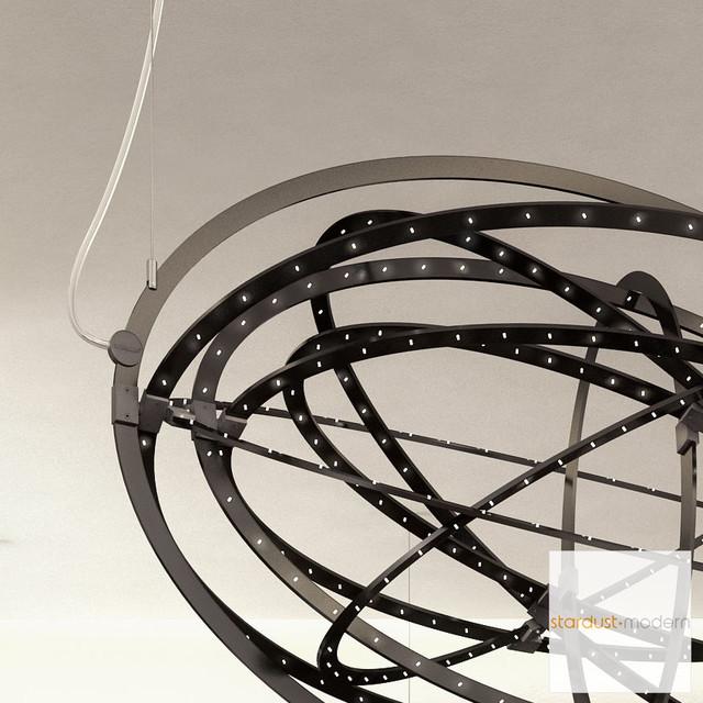 Artemide Copernico Suspension Lamp contemporary-chandeliers