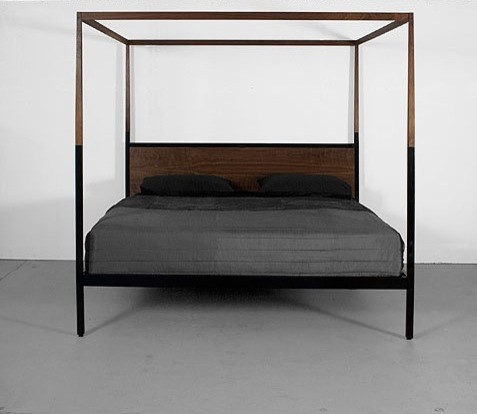 canopy bed by uhuru contemporary canopy beds by