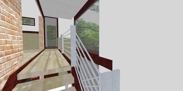 Wilson Blvd Residence modern