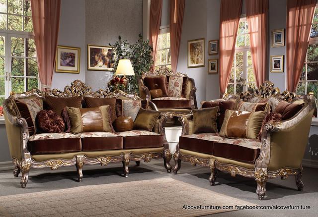 Traditional Sofa sets/Living room sets -sofas