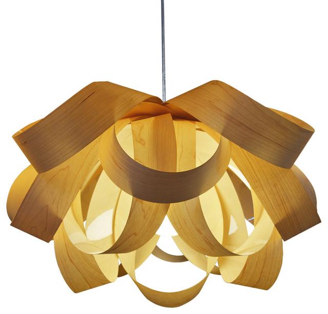 Wood Veneer LampOp2040 Mp