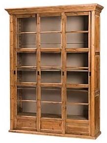 Media Storage & Bookcases mediterranean-bookcases