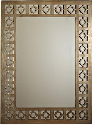 Circlet Lattice Mirror traditional mirrors