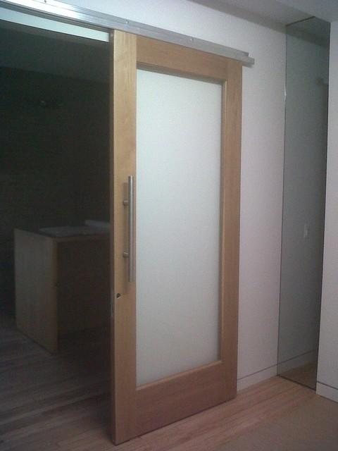 Barn Door Style Modern Interior Doors Detroit By K
