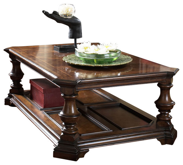 Viniterra Cocktail Table mediterranean-coffee-tables