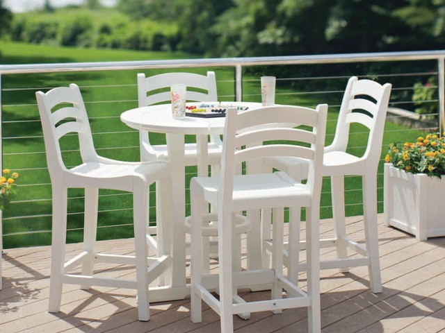 Seaside Casual Charleston Balcony Chair Patio Furniture And Outdoor Furnitu