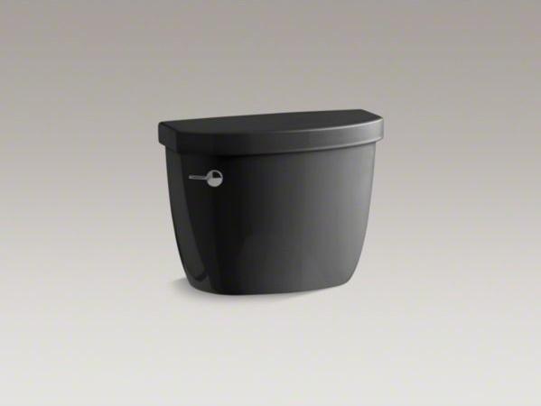 KOHLER Cimarron(R)1.6 gpf toilet tank with AquaPiston(R) flush technology contemporary-toilets