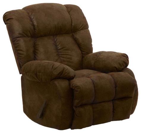 Laredo Chaise Recliner modern-recliner-chairs