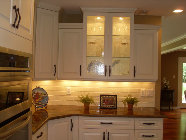Customer Kitchens kitchen-cabinets