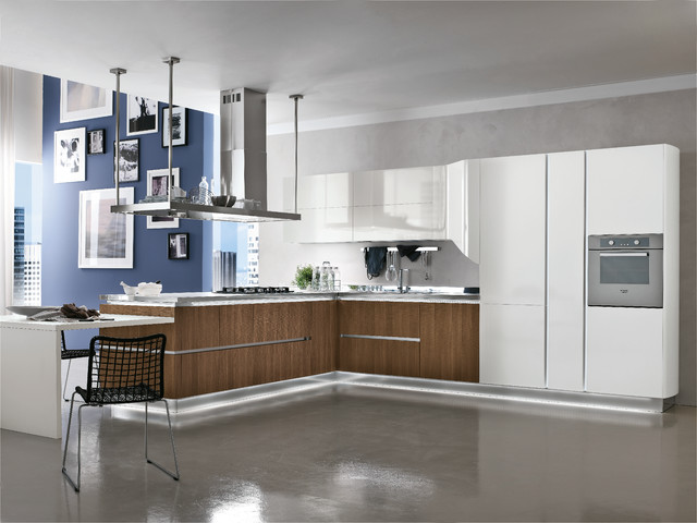Stosa Kitchens contemporary-kitchen-cabinetry