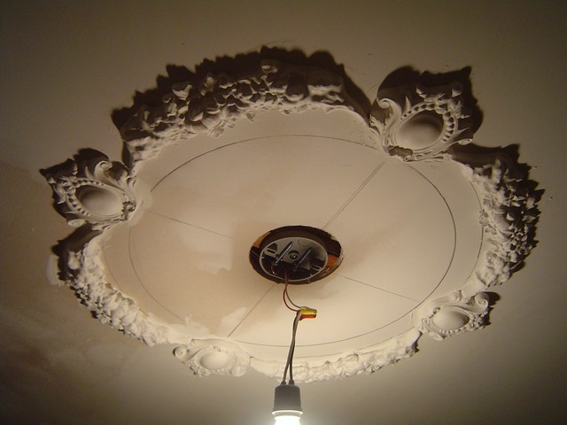 Ornamental Plaster Mold Decorating-Victorian Ceilings and Walls ...