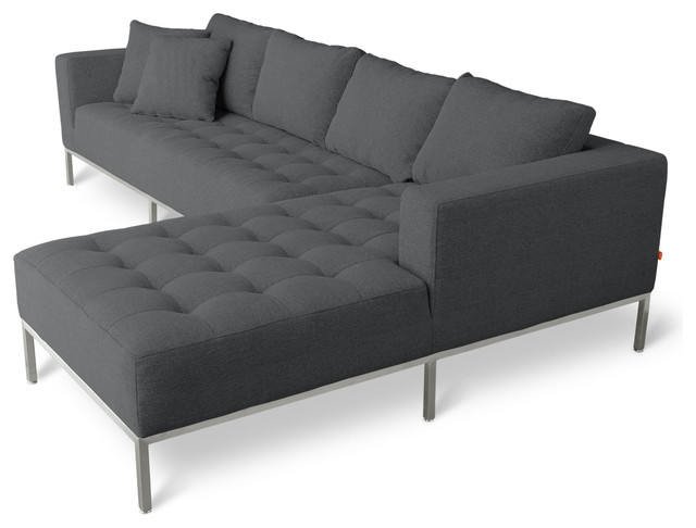 Gus Modern Carter Sectional Sofa modern-sectional-sofas