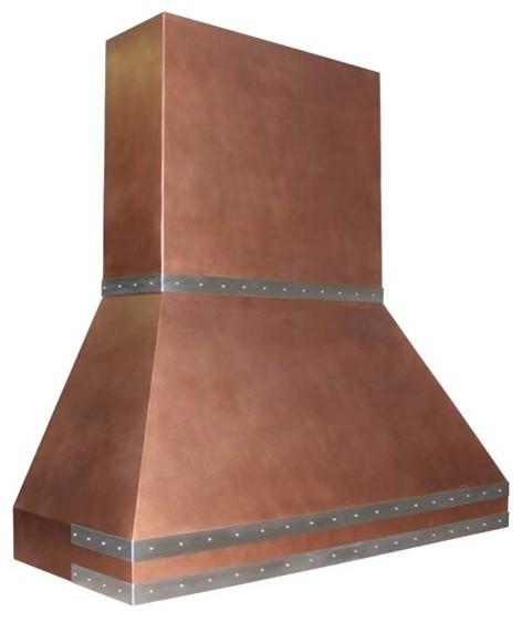 Copper Range Hood | Prairie | Vogler range-hoods-and-vents