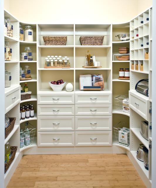 Organized Living Classica Pantry Storage