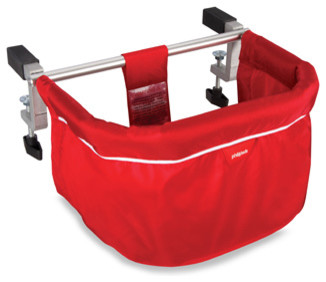 Phil & Teds ME TOO Portable Highchair - Red contemporary-highchairs