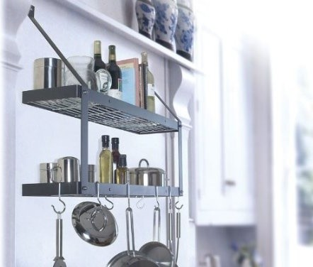 Wall Mount Pot Rack Products on Houzz