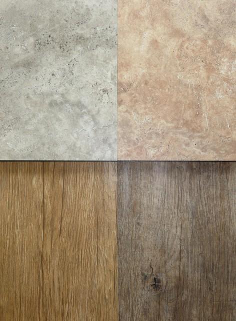 Grey And White Wash Contemporary Hardwood Flooring