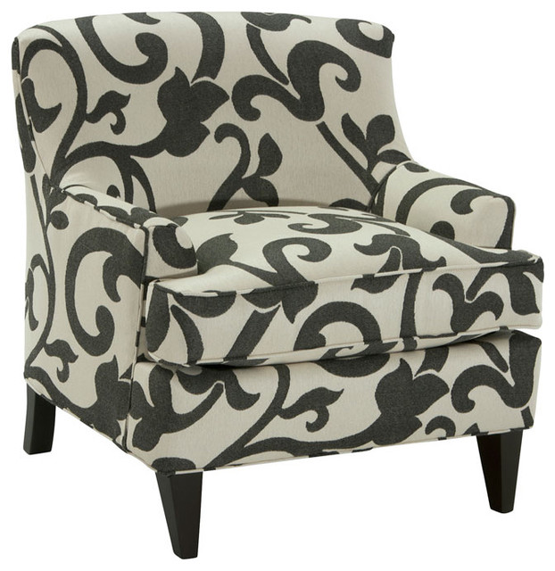 Brooke Accent Chair transitional-chairs