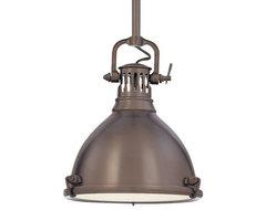 Pelham Pendant by Hudson Valley Lighting modern-pendant-lighting