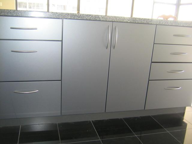 Modern grey cabinets modern
