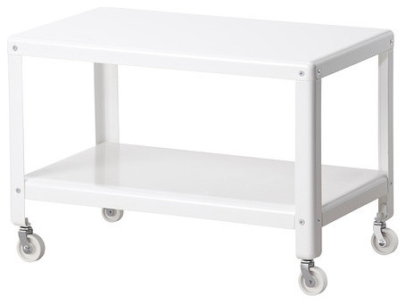 Ikea PS 2012 Coffee Table, White modern-coffee-tables