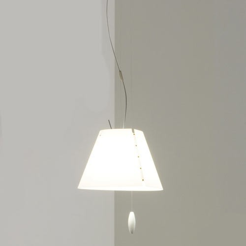 Luceplan | Miris Round Pendant Light modern-pendant-lighting