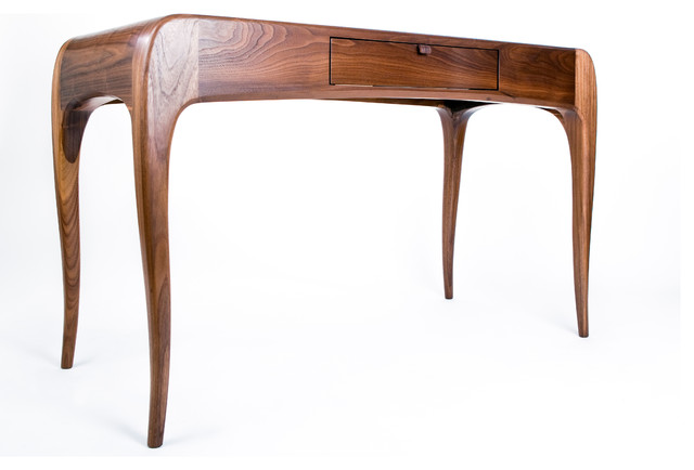 Hayworth Desk By Caleb Woodard Contemporary Side Tables And End Tables Dc Metro By Caleb