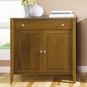 Copeland Furniture | Dominion Two-Door Cabinet with Drawer modern-storage-units-and-cabinets