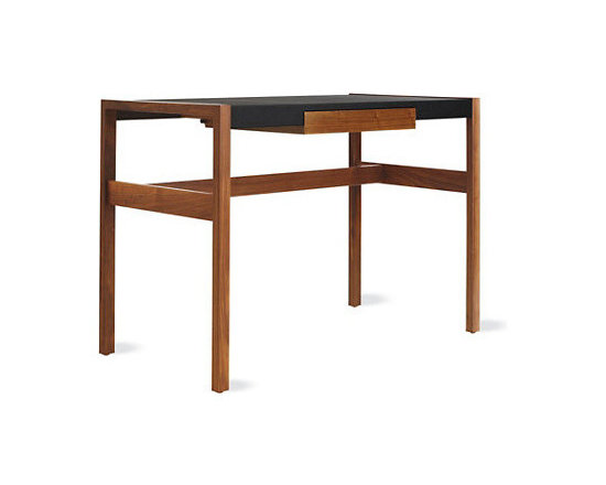 Risom Desk - Design Within Reach - Iconic designer Jens Risom originally designed this desk for his own modern home in 1968 as a writing surface. Lucky for us, it's been put back into production.