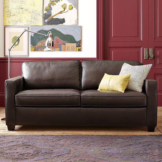 Henry Leather Sofa: New Henry Leather Sofa