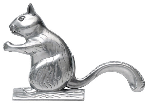 Squirrel Nutcracker eclectic serveware