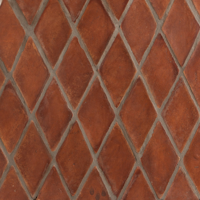 Spanish Handmade Terracotta Tile Mediterranean Wall And Floor Tile