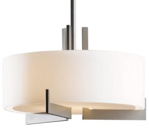 Axis Small Adjustable Drum Pendant contemporary-pendant-lighting