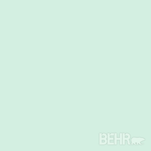 Bathroom vanity australia - Behr 174 Paint Color Pastel Jade 480c 2 Modern Paint