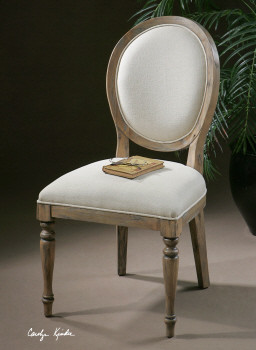 23098 Lauralee, Armless Chair by uttermost modern-dining-chairs