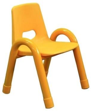 A+ Childsupply 11 in. Rainbow Childrens Chair modern-kids-chairs