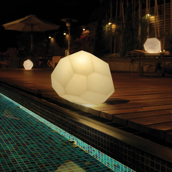 Asteroid by Koray Ozgen modern outdoor lighting