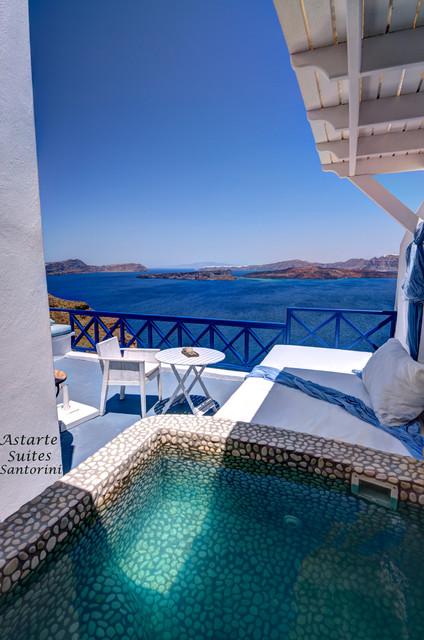 Santorini - Astarte Suites Hotel mediterranean