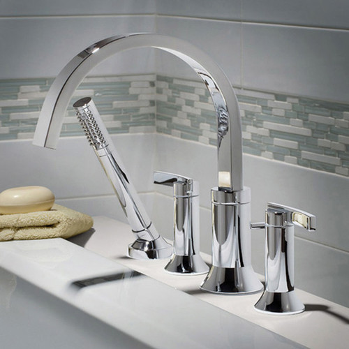 Bathroom Faucets Houzz maax miles tub
